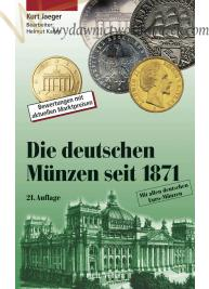 Monety Niemiec od 1871 roku ! Nowy katalog