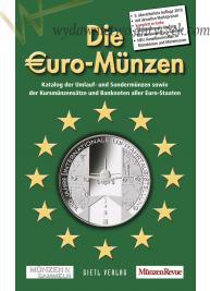 Euro Munzen - katalog monet euro z cenami ! wydanie 2010