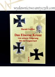 Niemiecki katalog poświęcony odznaczeniu Krzyża Żelaznego