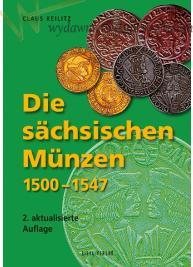 Monety Saksoni Die sachsischen Munzen 1500-1547