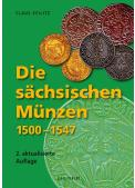 Monety Saksonii 1500-1547! Katalog z cenami