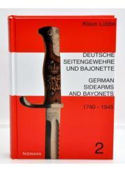 Niemieckie Bagnety 1740 -1945 KATALOG