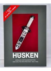 Biała broń III Rzeszy - Katalog Husken