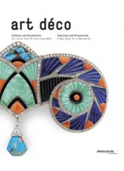 Biżuteria i akcesoria okresu Art Deco.