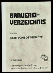 Katalog, spis browarów-Brauereiverzeichnis