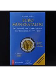 MONETY EURO katalog z cenami ! 9 wydanie 2010r.