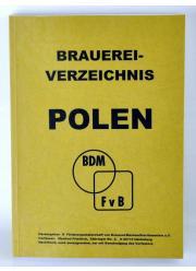 Katalog, spis browarów Polska-Brauereiverzeichnis Polen