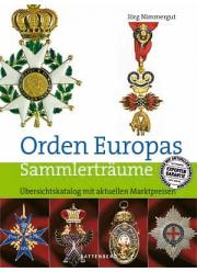 Ordery europy, katalog z cenami