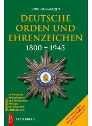 Niemieckie Ordery i Odznaczenia 1800 -1945 KATALOG