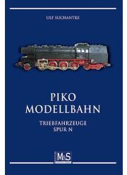 Kolejka PIKO - lokomotywy system N