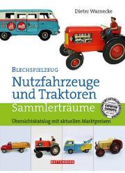 Katalog blaszanych zabawek Traktory